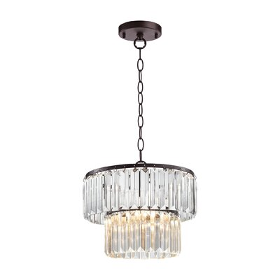 Nyles 1-Light Mini Pendant