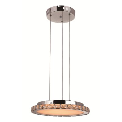 Jones 1-Light Kitchen Island Pendant