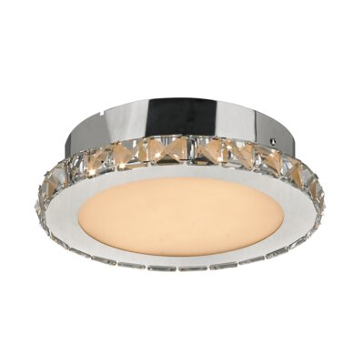 Joplin 1-Light Flush Mount