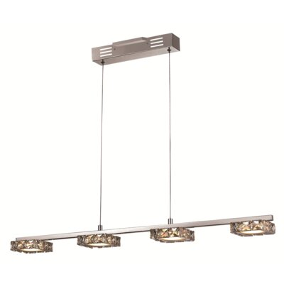 Kain 4-Light Kitchen Island Pendant