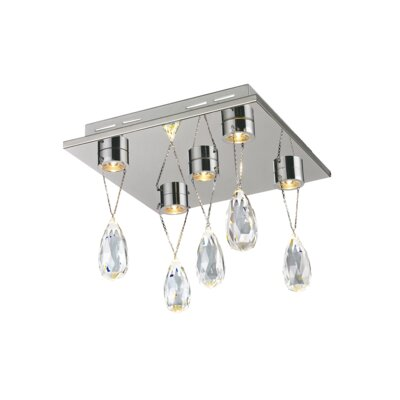 Kesgrave 5-Light Flush Mount