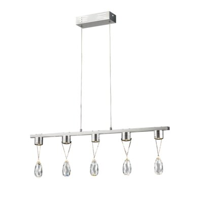 Kesgrave 5-Light Kitchen Island Pendant