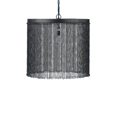 Arienne 1-Light Mini Pendant Size: 14 H x 12 W x 12 D