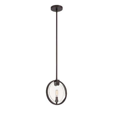 Risch 1-Light Mini Pendant
