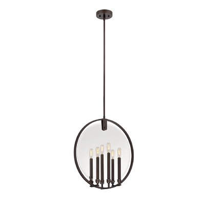 Dorene 6-Light Pendant