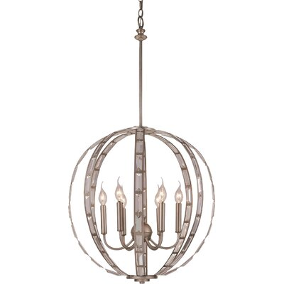 Halewood 6-Light Globe Pendant