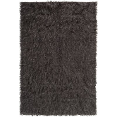 Barrymore Brown Area Rug Rug Size: 2 x 3