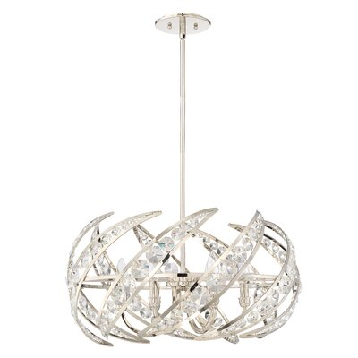 Grandville 6-Light Globe Pendant