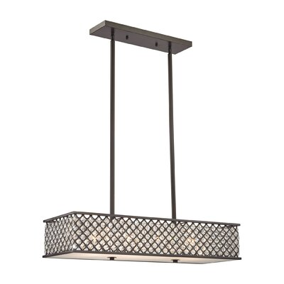 Barse 4-Light Kitchen Island Pendant