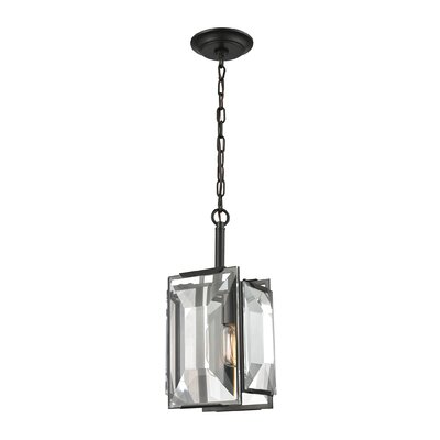 Dionte 1-Light Foyer Pendant