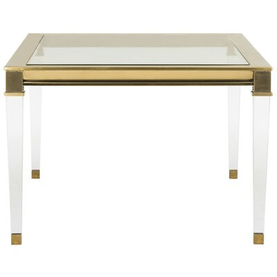 Bowley Coffee Table Finish: Gold