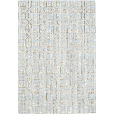 Alverson Ice Area Rug Rug Size: Rectangle 102 x 139