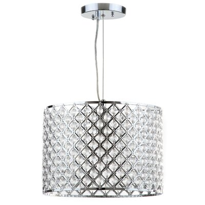 Beverly Drum Pendant