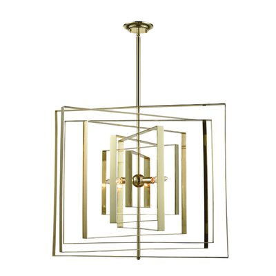 Dalton 3-Light Foyer Pendant