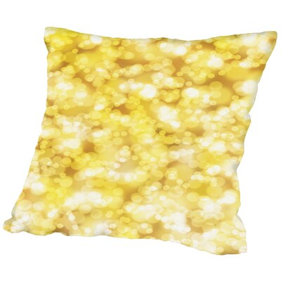 Shiflet Sparkley Shiny Throw Pillow Size: 16 H x 16 W x 2 D