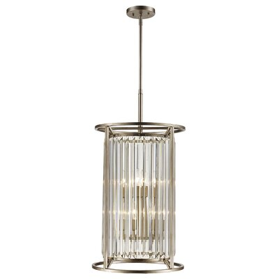 Beeston 6-Light Drum Pendant