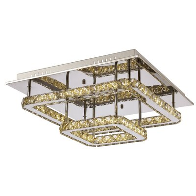 Izabel Flush Mount