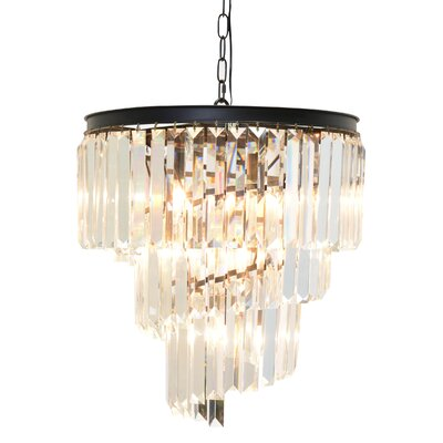 Shelby 5-Light Crystal Chandelier