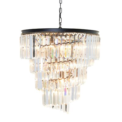 Shelby 7-Light Crystal Chandelier