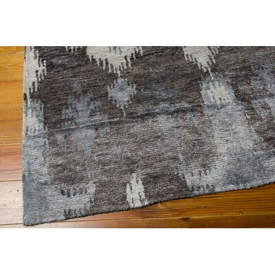 Bay Gray Area Rug Rug Size: Rectangle 86 x 116