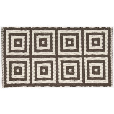 Paltrow Brown/Cream Area Rug