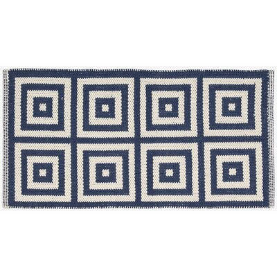 Paltrow Navy/Ivory Area Rug
