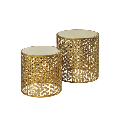 Bechet 2 Piece Nesting Tables