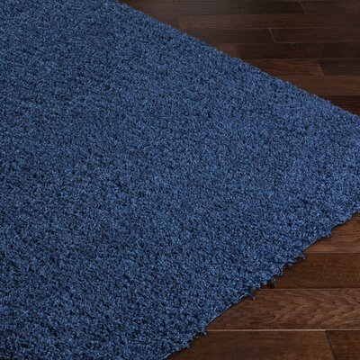 Roberto Blue Area Rug Rug Size: Rectangle 710 x 103