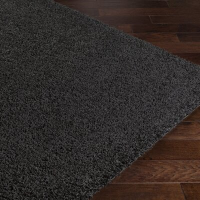 Roberto Oriental Gray Area Rug Rug Size: Rectangle 53 x 73