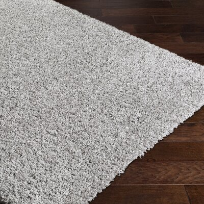 Roberto Gray Area Rug Rug Size: Rectangle 710 x 103