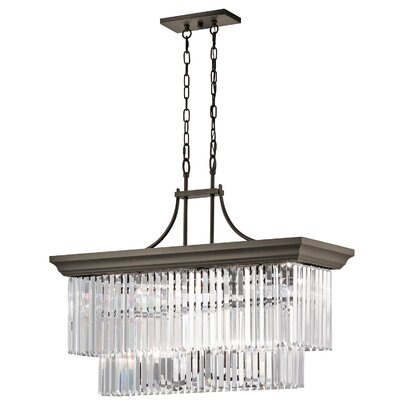 Wootton Bassett 6-Light Kitchen Island Pendant