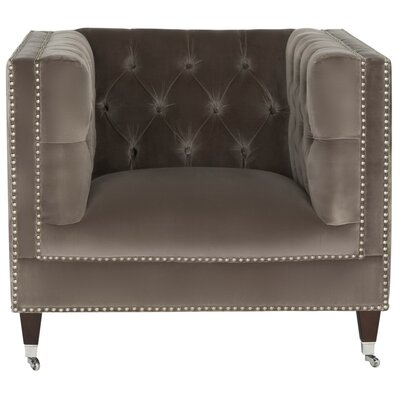 Wareham Armchair Upholstery: Gray