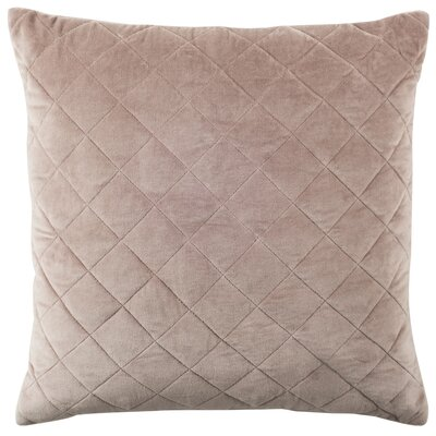 Mcfarland Quilt Throw Pillow Size: 22 H x 22 W