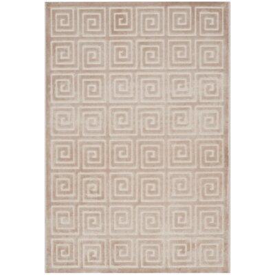 Dawlish Greek Key Area Rug Rug Size: 31 x 47