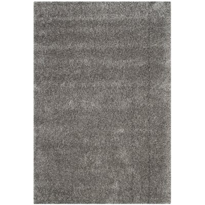 Soraya  Gray Area Rug Rug Size: Rectangle 53 x 76