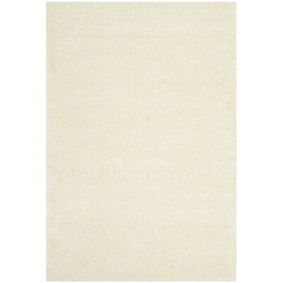 Soraya Cream Area Rug Rug Size: Rectangle 4 x 6