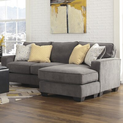 Willa Arlo Interiors WRLO7353 Arachne Sectional
