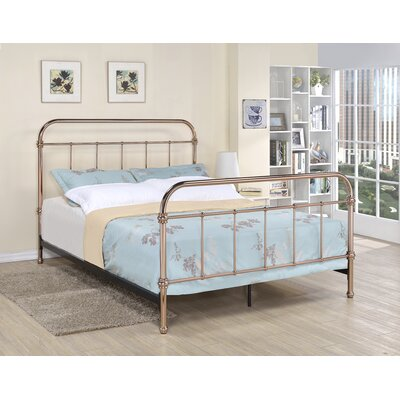 Boorman Panel Bed Size: Twin