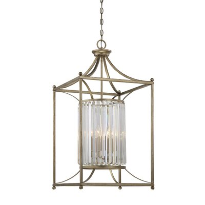 Margriete 4-Light Foyer Pendant