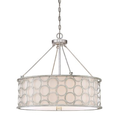 Essen 4-Light Drum Pendant