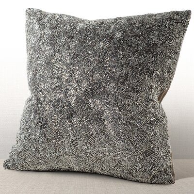 Crayford Cotton Throw Pillow Size: 16 H x 16 W x 4 D