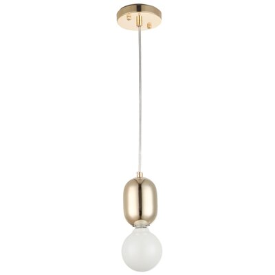Hebert 1-Light Mini Pendant