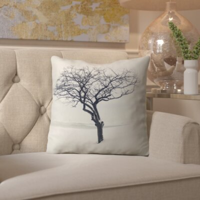 Blake Indoor/Outdoor Throw Pillow Size: Small