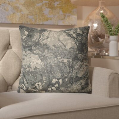 Hough Throw Pillow Size: 18 H x 18 W x 4 D, Color: Brown