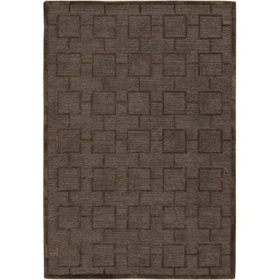 Havant Brown/Tan Area Rug Rug Size: Rectangle 79 x 106