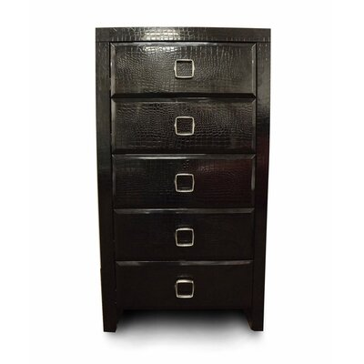 Janine 5 Drawer Chest