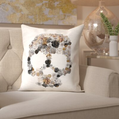 Pudsey Sticks and Stones Throw Pillow