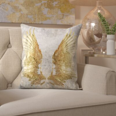 Pudsey My Wings Throw Pillow