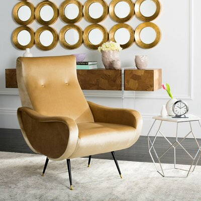 Naya Armchair Upholstery: Camel