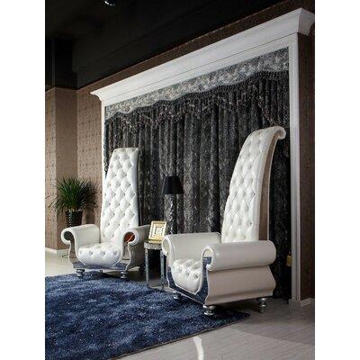 Berbor Luxe Tall Armchair